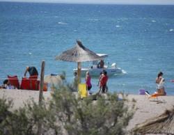 Playas de Las Grutas en imágenes